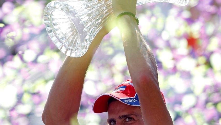 Der schwerste Sieg des Novak Djokovic