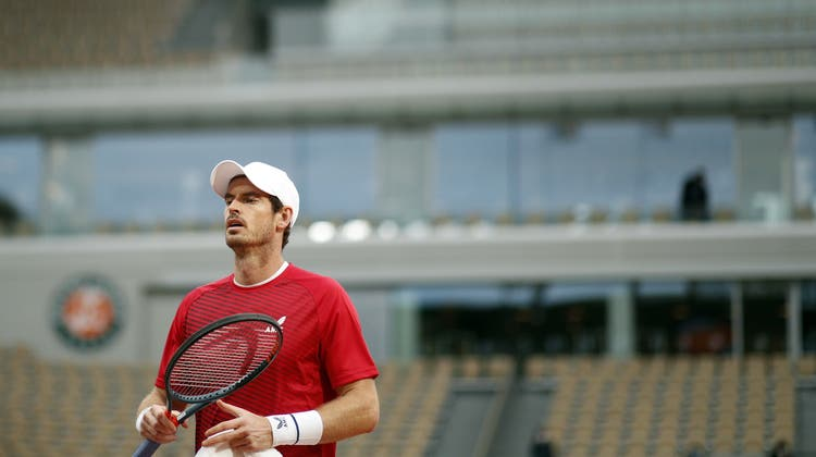 Andy Murray blieb gegen Stan Wawrinka chancenlos. (Yoan Valat / EPA)