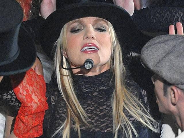 Britney Spears singt nicht live (Archiv) Britney Spears singt nicht live (Archiv)