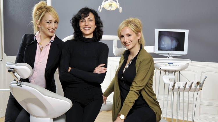 Zahnarzt-Geschwister wollen sich im Aargau festbeissen