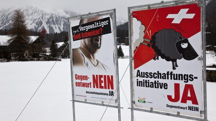 Österreicher kopieren die Schweizer Ausschaffungs-Initiative