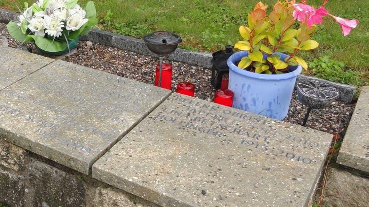 Friedhofs-Knatsch in Gansingen