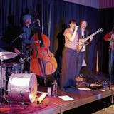 Jazzige Klangwolke umhüllt Publikum im Kulturforum Berneck