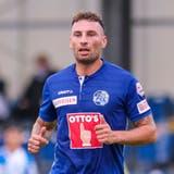 Francesco Margiotta stand die letzten beiden FCL-Spiele nicht im Aufgebot. (Bild: Martin Meienberger (29. August 2020))