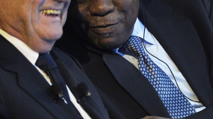 Neue Korruptions-Vorwürfe an FIFA-Spitzenfunktionäre