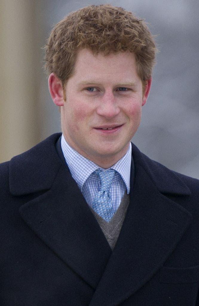 Der Bruder des Bräutigams, Prinz Harry