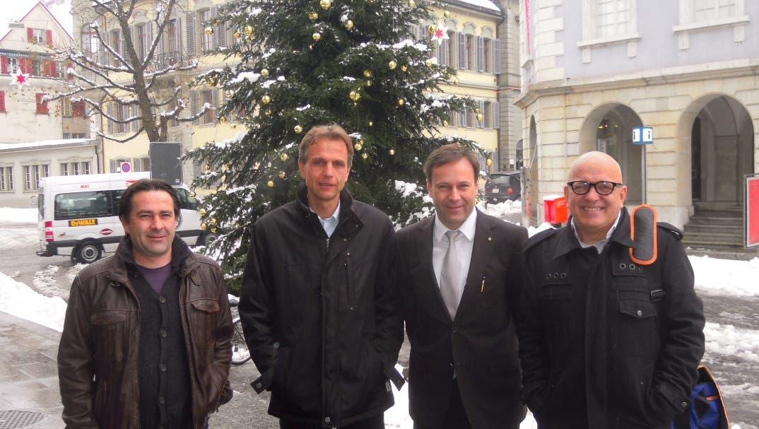 Mit «Stärne Wiehnacht» soll das Stadtzentrum frequentiert werden