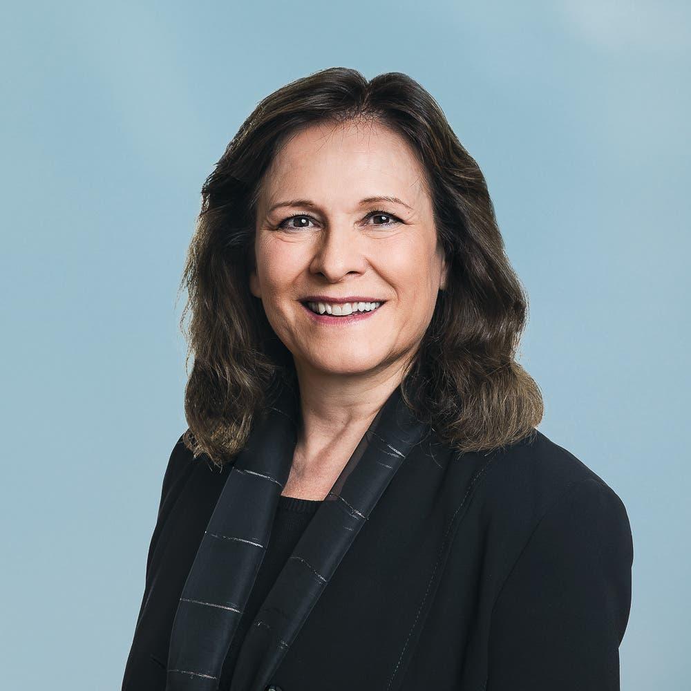 Monika Gähwiler-Brändle (SP), bisher