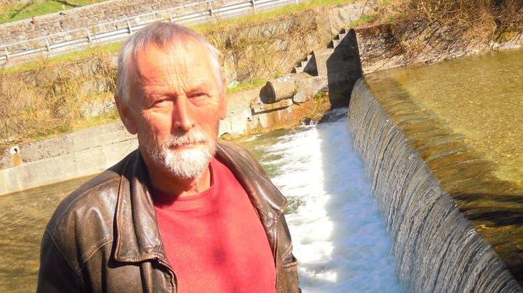 Trubschacher will auf Wirbelwasserkraft setzen