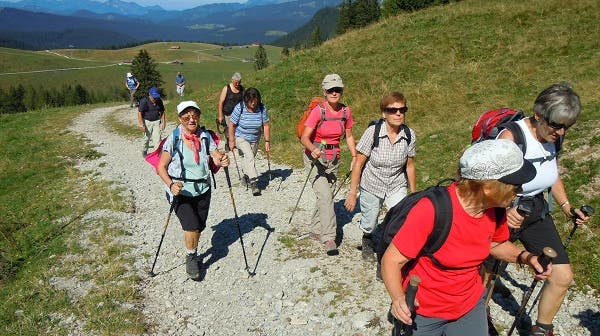 Wanderfreunde des Alpenclub Würenlos