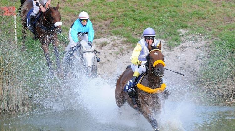 County Fun triumphiert im Schachen nach Eklat
