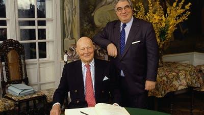 Solothurner Weltbürger Bill de Vigier könnte heute seinen 100. Geburtstag feiern