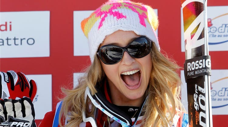 Skicrosserin Sanna Lüdi ist wieder bereit für grosse Sprünge