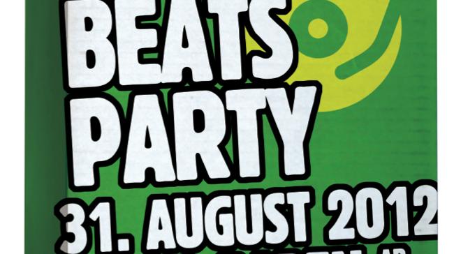 Green Beats Party als Wahlkampfauftakt der Grünen im Bezirk Baden am Freitag 31.08.2012