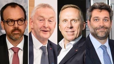 Thomas Klühr gibt die Führung der Swiss per Ende 2020 ab. (Ennio Leanza / KEYSTONE)