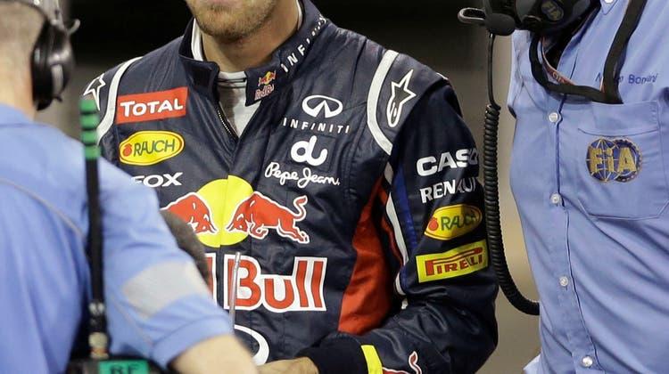 Maulkorb für Vettel und Räikkönen: Künftig ist Fluchen verboten