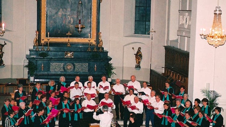 Cäcilien-Verein singt für den Herrn