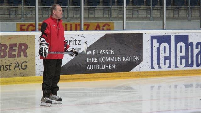 Training eins nach Gelinas: Spielfreude, Vertrauen und Schweizerdeutsch