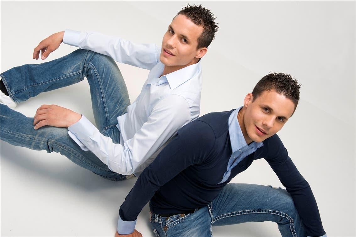 Die Zwillinge Phillip und David Degen tragen beide wieder das Trikot des FCB