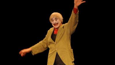 Clown Dimitri zeigt auch Erwachsenen das innere Kind