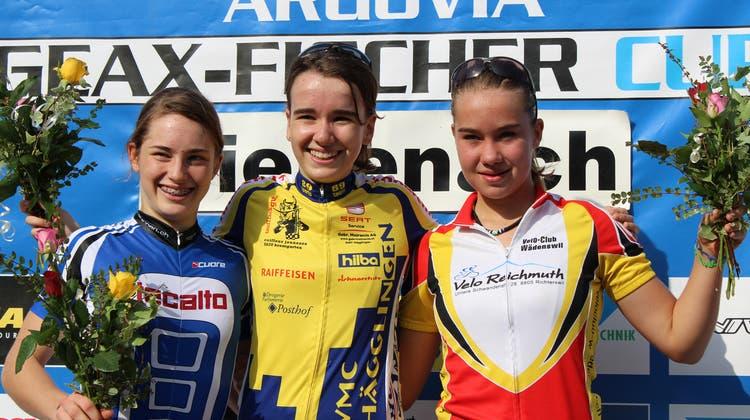 Finallauf des Argovia Geax Fischer Cups in Giebenach