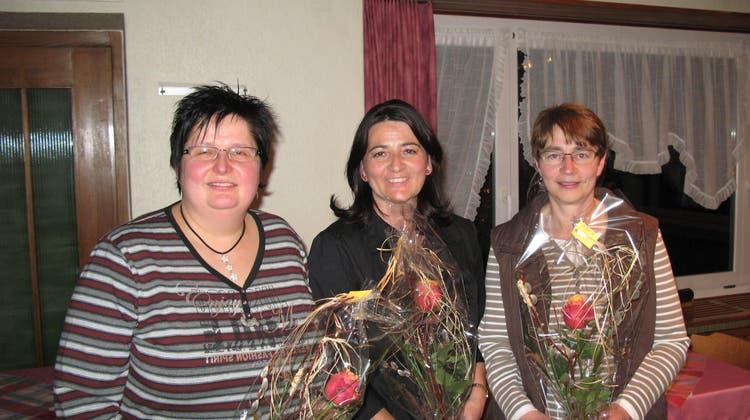 Sechs langjährige Mitglieder geehrt