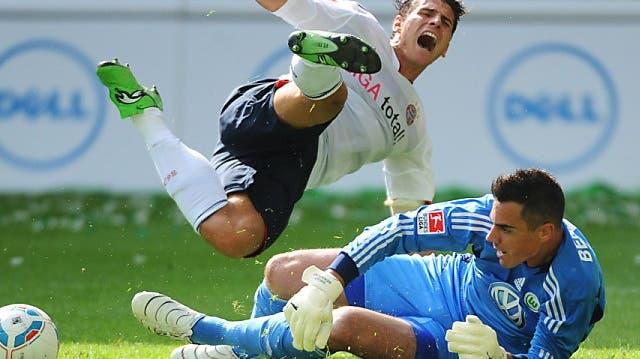 Wer packts? 13 Schweizer wollen sich in der Bundesliga in Szene setzen