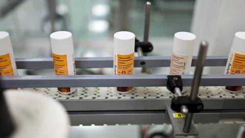 Bieterkampf um Solothurner Spirig-Pharma entfacht