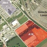 Der Kanton Aargau plant im Kreuzäcker gegen die Gemeinde Spreitenbach