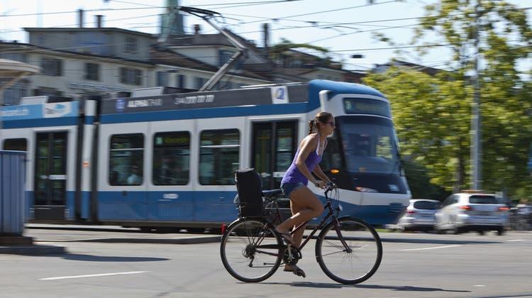 Zürich kann sich noch lange nicht mit Kopenhagen messen