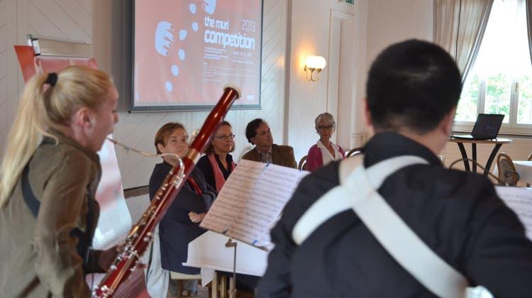 In Muri entsteht ein Weltklasse-Festival für Oboe und Fagott