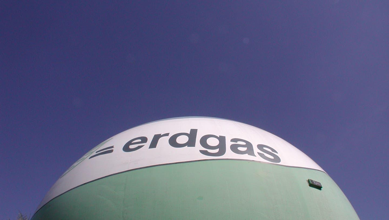 Firmen wird kurzzeitig der Gas-Hahn zugedreht