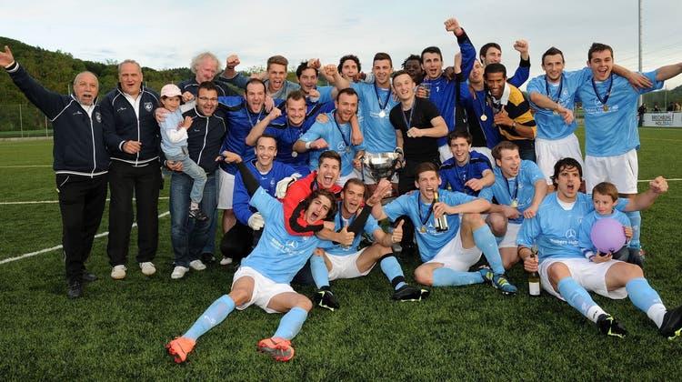 FC Windisch setzt sich im Aargauer Cupfinal gegen Suhr durch