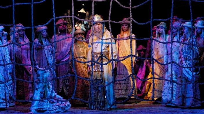 Der Barfüsserplatz taugt auch als Opernbühne