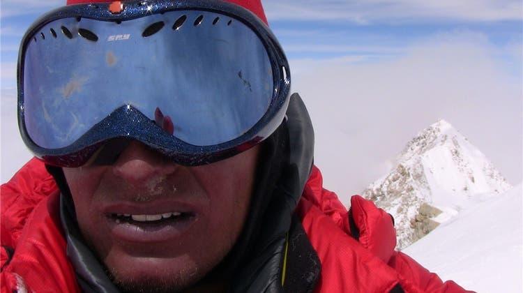 Das ist das letzte Video des Bergsteiger-Teams von Cedric Hählen