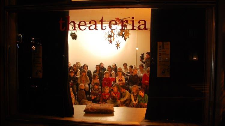 Till Eulenspiegel zur Weihnachtszeit in der Theateria