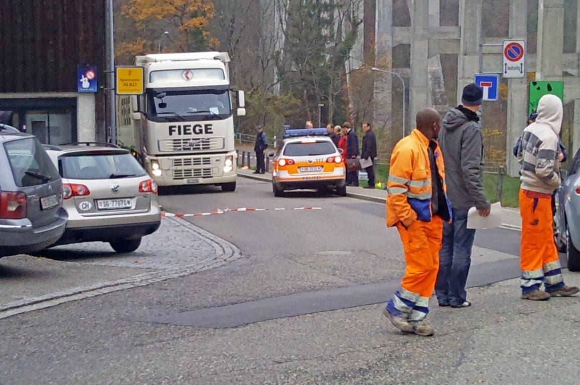 Tötungsdelikt in St. Gallen