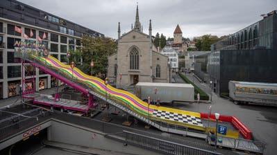 Luzerner Chilbi-Fans müssen mit diesen zwei Mini-Anlässen über die Runden kommen