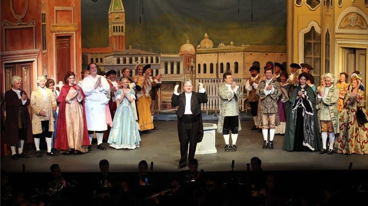 Die kommende Classionata lockt mit mit Strauss und Mozart