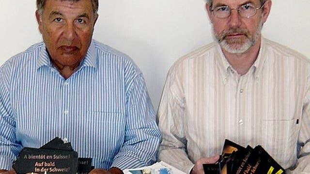 Familie von Max Göldi verspürt «keine Genugtuung» über Gaddafis Tod