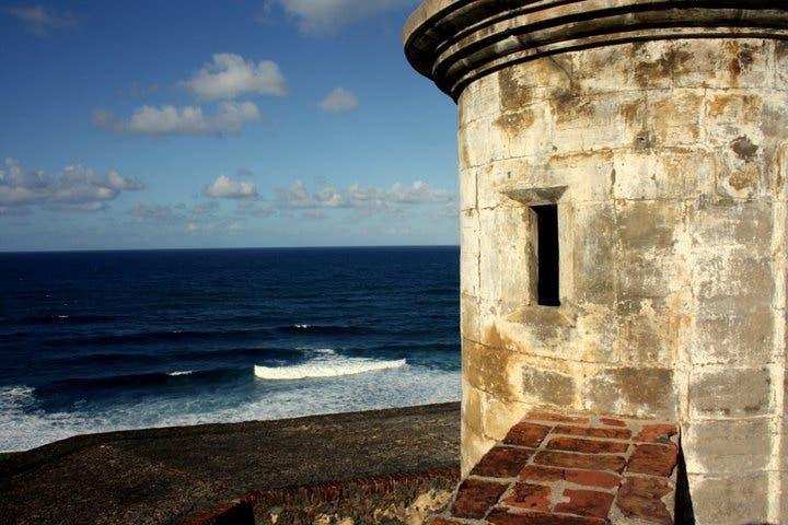 Die prunkvolle Festung «El Morro» befindet sich in Old San Juan und gehört zu den bekanntesten Sehenswürdigkeiten der Insel.