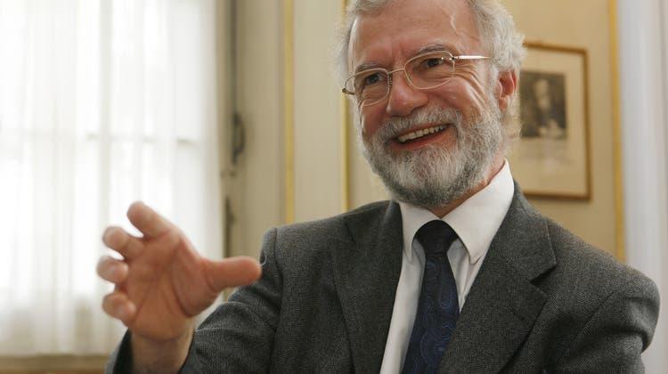 Ehemaliger Zürcher Kirchenratspräsident Ruedi Reich ist tot