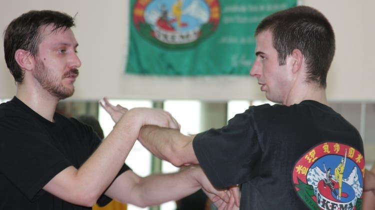 Höchste Auszeichnung für Kung Fu Schüler aus Aarau