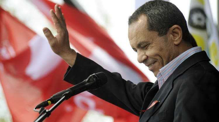 Ägyptischer Gewerkschafter wirbt für Solidarität