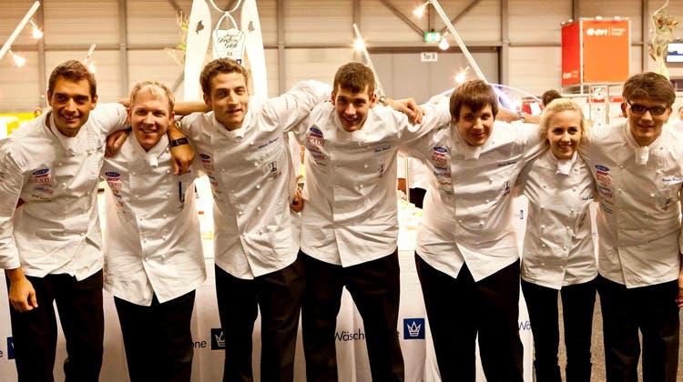 Aargauer Köche bilden die neue Nationalmannschaft