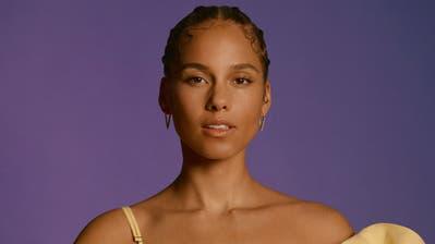 Alicia Keys: «Heute kann ich meine Triumphe umarmen.» (Bild: Sony Music)