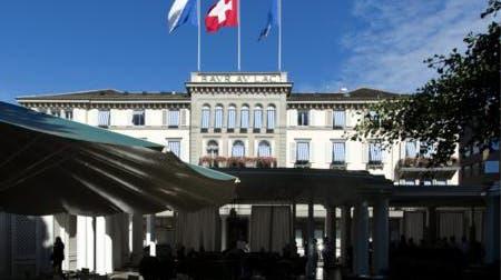 Nobelhotel «Baur au Lac» ist das Gault Millau-Hotel 2012
