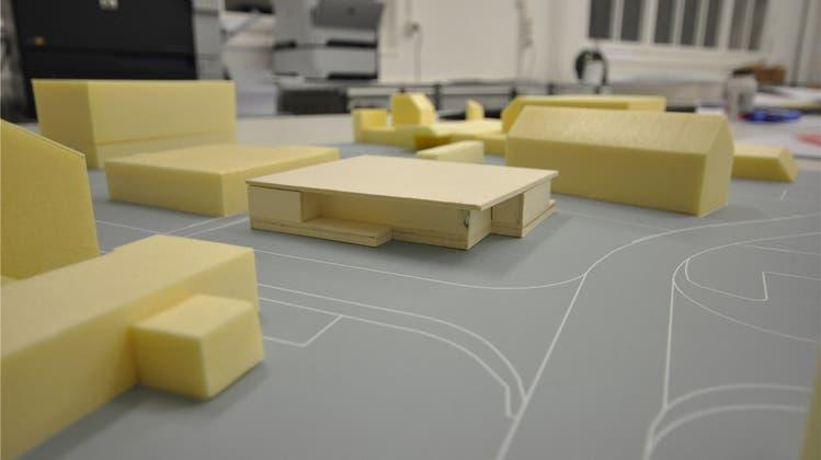 Die neue Spielvilla in Aarau ist Ende des Sommers bezugsbereit