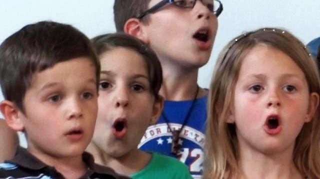 Tagesschule in Olsberg: 27 Kinder feierten den Schulschluss