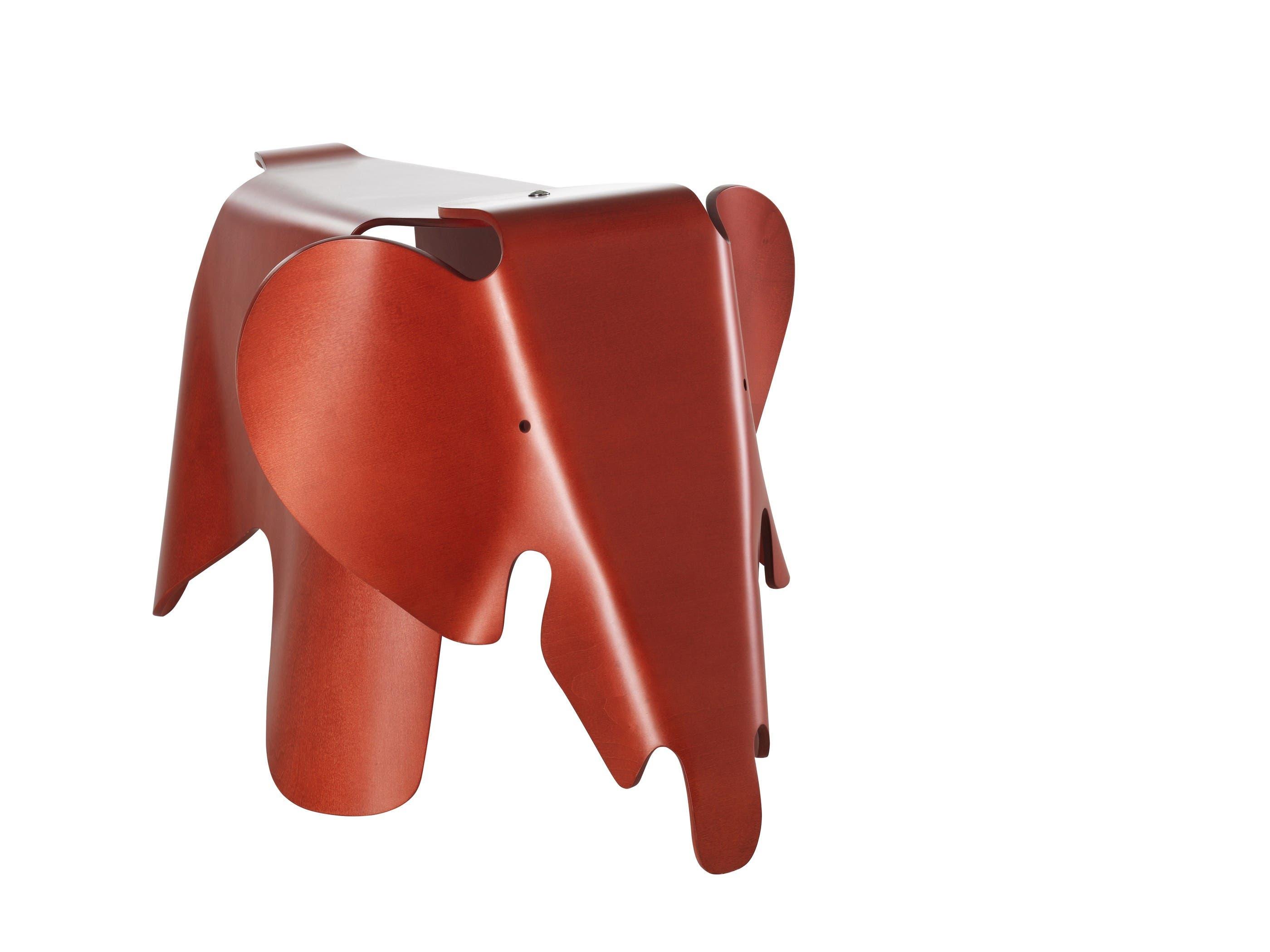 Eames Elephant, Anniversary Edition 2007, Design Charles & Ray Eames.